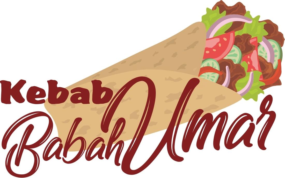 LOGO KEBAB BABAH UMAR